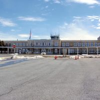 Terminal Building, Capital City Airport, New Cumberland, PA, Стилтон