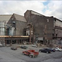 Steel Mill, ArcelorMittal, Стилтон