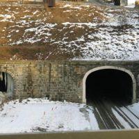 gallitizin tunnels on the conrail lines, Таннелхилл