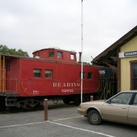 Reading RR Temple Station, Темпл