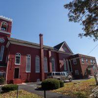 Iglesia Casa de Oracion Monte Sinai, Темпл