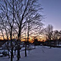 sunset from my window, Трупер