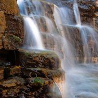 little waterfall, Трупер