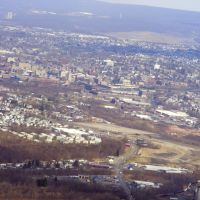City of Scranton from the air, Тэйлор
