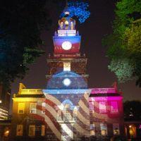 "USA - PA. Philadelphia - ""Lights of Liberty"", Филадельфия"