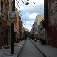 No Parking in This Street, Филадельфия