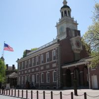 Independence Hall, Филадельфия