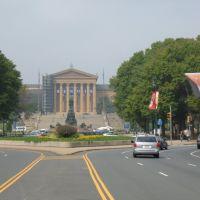 Philadelphia Art Musium by pPallam, Филадельфия