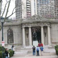 Rodin Museum, Филадельфия