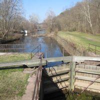 Lock 60 & Schuylkill Canal Upstream, Финиксвилл