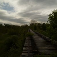 Old PRR Trestle Over French Creek, Финиксвилл