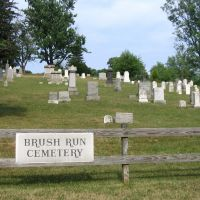 Brush Run Cemetery, Финливилл