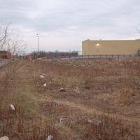 Trash Behind Walmart ~ Mill Hall Pa, Флемингтон