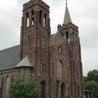 Great Island Presbyterian Church, Флемингтон