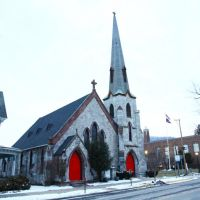 Bellefonte St.Johns Episcopal Church, Фонтайн-Хилл