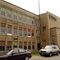 Old Freedom High School, Freedom PA. (2007), Фридом