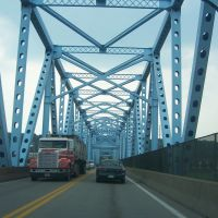 Monaca-East Rochester Bridge, Фридом