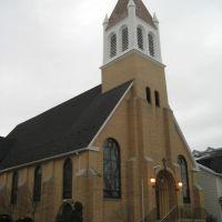 Former Holy Trinity (German) Church, Хазлтон