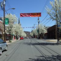 Downtown Huntingdon PA, Хантингдон