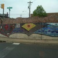 Huntingdon Mosaic, Хантингдон