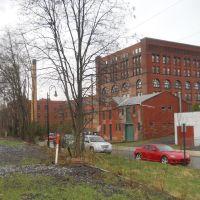 Abandonded Factory, Huntingdon, PA, Хантингдон