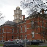 Huntingdon County Courthouse, Huntingdon, PA, Хантингдон