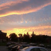 Seasonal Sunset Streaks, Хантингдон