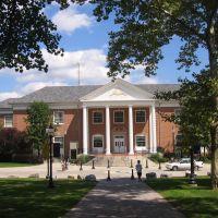 Ellis hall - Juniata College, Хантингдон