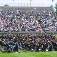 Lehigh Class of 2007 Graduation @ Goodman Stadium, Хеллертаун