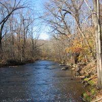 Saucon Creek November, Хеллертаун