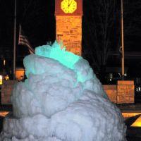 Winter Fountain @ Detwiller Plaza, Хеллертаун