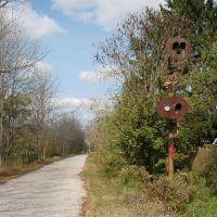 Saucon Rail to Trail Path, Hellertown PA, Хеллертаун