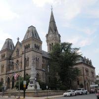 Blair Co. Courthouse (1875) Hollidaysburg, PA 8-2012, Холлидэйсбург