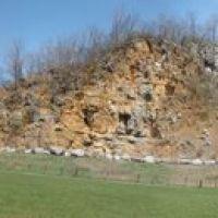 Chimney Rocks lower, Холлидэйсбург