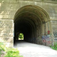 Greer Tunnel from South, Хьюстон