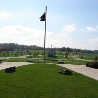 National Cemetery of the Alleghenies, Хьюстон