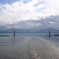 Мост Коммодор Барри., Честер
