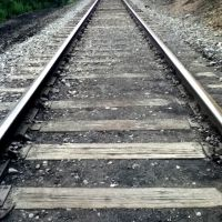 Railroad tracks, Чикора