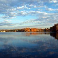 Edinboro Lake, Эдинборо