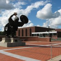EDINBORO UNIVERSITY of PA, EDINBORO, PA - FIGHTING SCOT & McCOMB FIELDHOUSE 2, Эдинборо