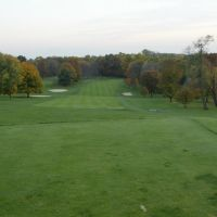 Nemacolin Country club hole 1, Эллсворт