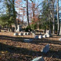 Oak Grove Cemetery, Эллсворт