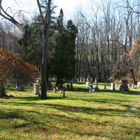 Pigeon Creek Baptist Cemetery, Эллсворт
