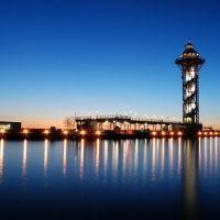 Bicentennial Tower, Эри