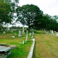 Riverside Cemetery, Варвик