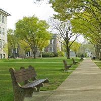 Upper Quad/Washburn Hall, Варвик