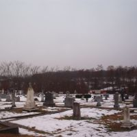 Precious Blood Cemetery to Oak Hill Cemetery, Вунсокет