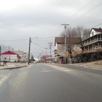 S Main at Front St, Woonsocket, Вунсокет