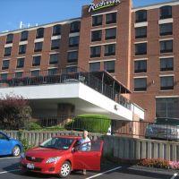 Providence - Radisson Harbor Hotel..., Ист-Провиденкс