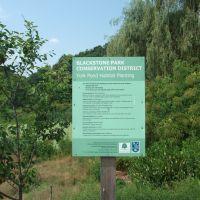 Blackstone Park Sign, Ист-Провиденкс